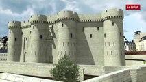 Patrimoine disparu : La Bastille