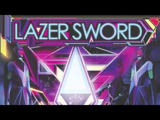 Lazer Sword - 'Lazer Sword' LP (Full Album Stream)
