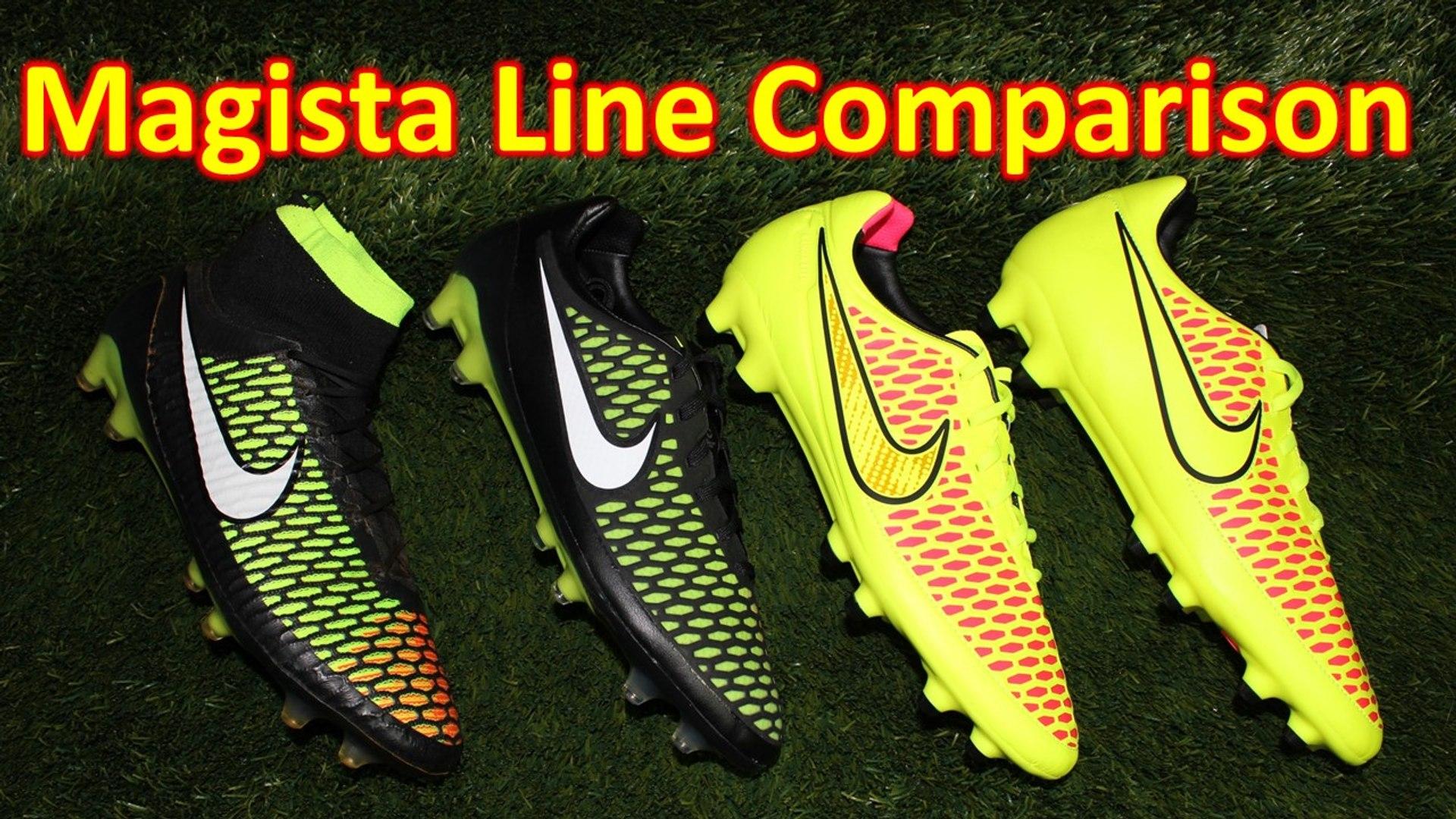 Amazon.com: Nike Magista Opus II FG (Black/White/Cool Grey