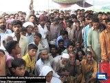 Dunya News - Governor Punjab Chaudhry Mohammad Sarwar Visits Flood Affected Areas