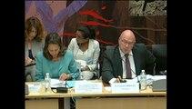 09.09.2014 - Commission Développement Durable - Audition de Ségolène Royal - Projet de Loi Transition Energétique