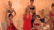 Britney Spears veröffentlicht ihre Unterwäschekollektion