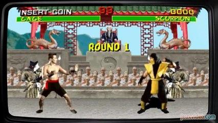 Le Fond De L'Affaire - Mortal Kombat - Baston et tripaille au menu !