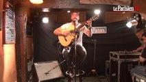 Concert Live de Kendji pour les 70 ans du Parisien