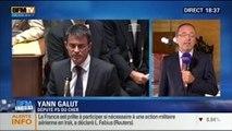 BFM Story: Vote de confiance: Manuel Valls refuse la voix de Thomas Thévenoud et souhaite sa démission - 10/09