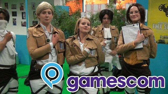 Best Of gamescom 2014 (HD) | QSO4YOU Gaming