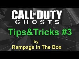Cod Ghost: Tips &Tricks #3