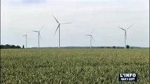 Brette-les-Pins : Les éoliennes, ils n'en veulent pas !