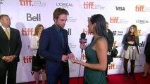 Rob Pattinson talks MTTS, Toronto, & Cronenberg TIFF 2014