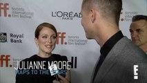 Julianne Moore talks about Rob Pattinson