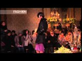 """JOHN GALLIANO"" Autumn Winter 2011 2012 Paris pret a porter women by Fashion Channel"