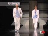 "Fashion Show ""Emporio Armani"" Spring Summer 2009 Menswear 1 of 2 by Fashion Channel"