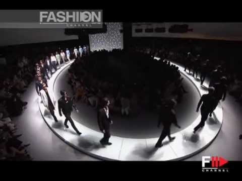 "Fashion Show ""Versace"" Spring Summer 2009 Menswear 2 of 2 by Fashion Channel"