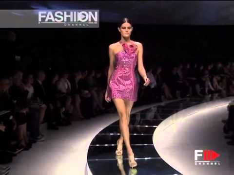 """Fashion Show """"Versace"""" Spring Summer 2009 Milan 2 of 2 by Fashion Channel"""