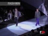 """Fashion Show """"Giorgio Armani"""" Spring Summer 2009 Menswear 2 of 2 by Fashion Channel"""