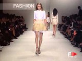 """Fashion Show """"Les Copains"""" Spring Summer 2009 Milan 1 of 2 by Fashion Channel"""