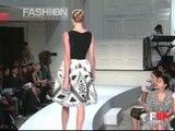 """Fashion Show """"Oscar de la Renta"""" Spring Summer 2008 Pret a Porter New York 3 of 4 by Fashion Channel"""