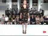 """Fashion Show """"Oscar de la Renta"""" Spring Summer 2008 Pret a Porter New York 2 of 4 by Fashion Channel"""