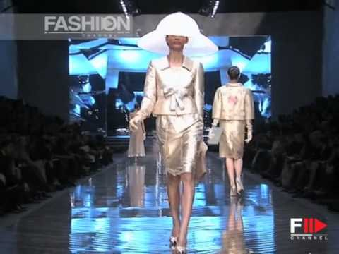 "Fashion Show ""Valentino"" Spring Summer 2008 Haute Couture Paris 2 of 5 by Fashion Channel"