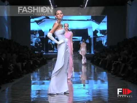 "Fashion Show ""Valentino"" Spring Summer 2008 Haute Couture Paris 4 of 5 by Fashion Channel"