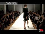 "Fashion Show ""Allegra Hicks"" Spring Summer 2008 Pret a Porter London 1 of 2 by Fashion Channel"