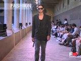"Fashion Show ""Giuliano Fujiwara"" Spring Summer 2008 Men Milan 1 of 3 by Fashion Channel"