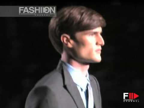 """Fashion Show """"Versace"""" Spring Summer 2008 Men Milan 1 of 2 by Fashion Channel"""