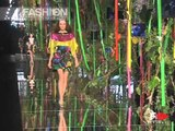 """Fashion Show """"Kenzo"""" Spring Summer 2008 Pret a Porter Paris 1 of 3 by Fashion Channel"""