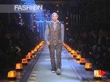 "Fashion Show ""John Galliano"" Autumn Winter 2007 2008 Pret a Porter Men Paris 2 of 4 by Fashion Chann"