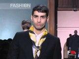 "Fashion Show ""Dries Van Noten"" Autumn Winter 2007 2008 Pret a Porter Men Paris 1 of 3 by Fashion Cha"