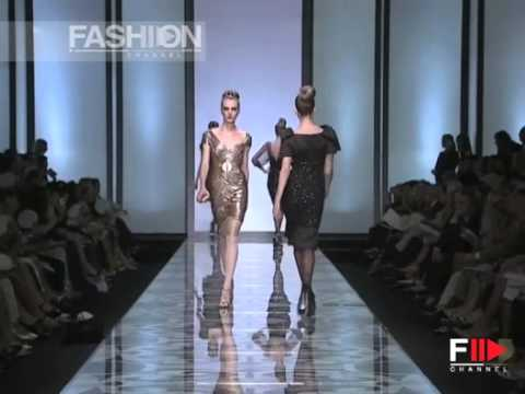 "Fashion Show ""Valentino"" Autumn Winter 2007 2008 Haute Couture Paris 2 of 5 by Fashion Channel"