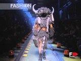 "Fashion Show ""John Galliano"" Autumn Winter 2007 2008 Pret a Porter Men Paris 4 of 4 by Fashion Chann"