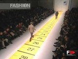 "Fashion Show ""Etro"" Autumn Winter 2007 2008 Pret a Porter Men Milan 2 of 3 by Fashion Channel"