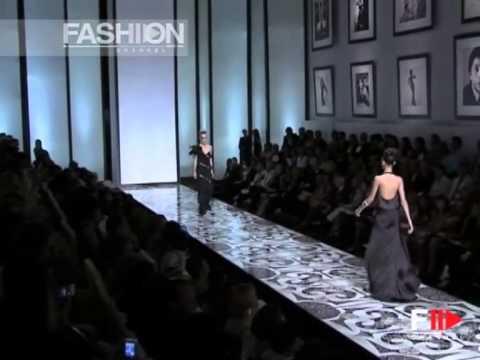"Fashion Show ""Valentino"" Autumn Winter 2007 2008 Haute Couture Paris 4 of 5 by Fashion Channel"