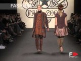 "Fashion Show ""Anna Sui"" Autumn Winter 2007 2008 Pret a Porter New York 3 of 3 by Fashion Channel"