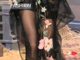 "Fashion Show ""John Galliano"" Autumn Winter 2007 2008 Pret a Porter Paris 4 of 5 by Fashion Channel"