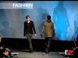 "Fashion Show ""Andrew Mackenzie"" Autumn Winter 2008 2009 Menswear Milan 2 of 3 by Fashion Channel"