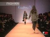 "Fashion Show ""Kristina Ti"" Autumn Winter 2007 2008 Pret a Porter Milan 3 of 4 by Fashion Channel"