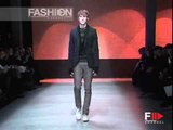"""Fashion Show """"Costume National"""" Autumn Winter 2008 2009 Menswear Paris 1 of 2 by Fashion Channel"""