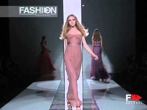 """Fashion Show """"Versace"""" Autumn Winter 2007 2008 Pret a Porter Milan 3 of 3 by Fashion Channel"""