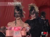 "Fashion Show ""Christian Lacroix"" Autumn Winter 2008 2009 Haute Couture 4 of 4 by Fashion Channel"