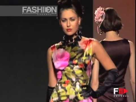 "Fashion Show ""Curiel Couture"" Autumn Winter 2008 2009 Haute Couture 7 of 8 by Fashion Channel"
