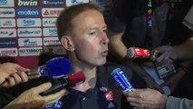 Bleus - Batum : ''Pas encore champions du monde''