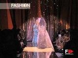 """Elie Saab"" Autumn Winter 2003 2004 Haute Couture Paris 5 of 5 by Fashion Channel"