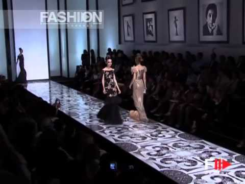 "Fashion Show ""Valentino"" Autumn Winter 2007 2008 Haute Couture 3 of 4 by Fashion Channel"