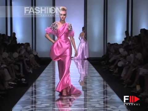 "Fashion Show ""Valentino"" Autumn Winter 2007 2008 Haute Couture 4 of 4 by Fashion Channel"