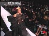 "Fashion Show ""Chado Ralph Rucci"" Spring Summer 2007 New York 5 of 5 by Fashion Channel"