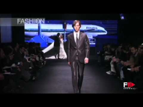"Fashion Show ""Valentino"" Autumn Winter 2006 2007 Menswear Paris 3 of 3 by Fashion Channel"