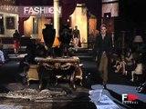 "Fashion Show ""Roberto Cavalli"" Autumn Winter 2006 2007 Menswear Milan 1 of 3 by Fashion Channel"