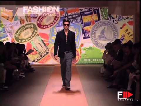 "Fashion Show ""Valentino"" Spring / Summer 2007 Menswear 2 of 2 by Fashion Channel"